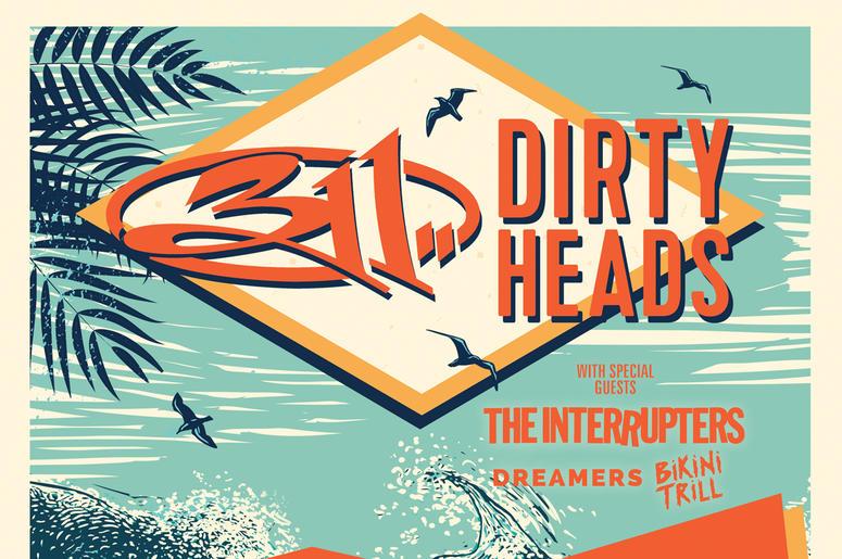 311 & Dirty Heads Tour 2019