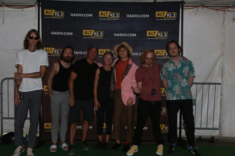 PHOTOS: Cage The Elephant Meet Fans Backstage at PNC Bank