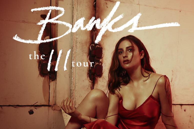 Banks Tour 2019