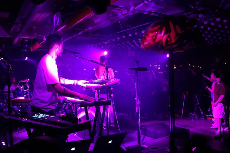 PHOTOS: Bastille Perform at Chelsea Music Hall for RADIO COM's 'Doom