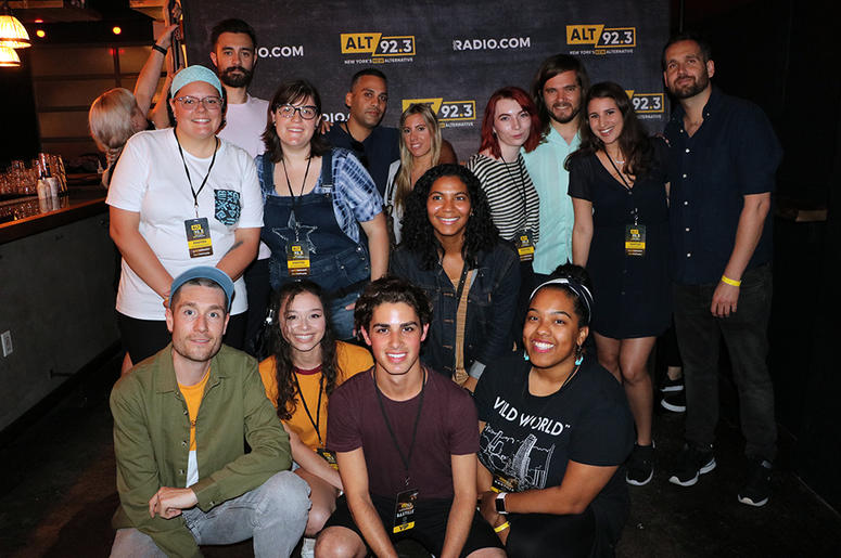 Bastille Meet Fans at Chelsea Music Hall for 'Doom Days' Album Release
