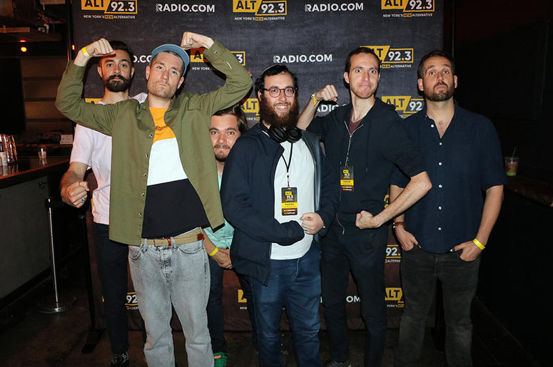 Bastille Meets Fans at Chelsea Music Hall at RADIO.COM's Album Release Party