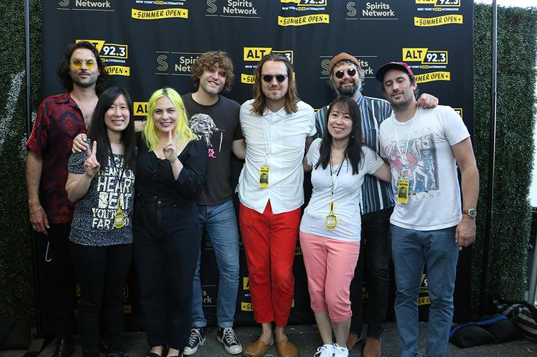 The Head and the Heart Meet Fans at ALT 92.3's Summer Open Set 2