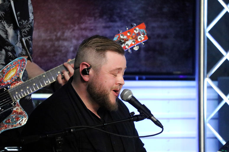 Of Monsters and Men perform at ALT Pop Up Sessions on May 14th, 2019 in the RADIO.COM Theatre