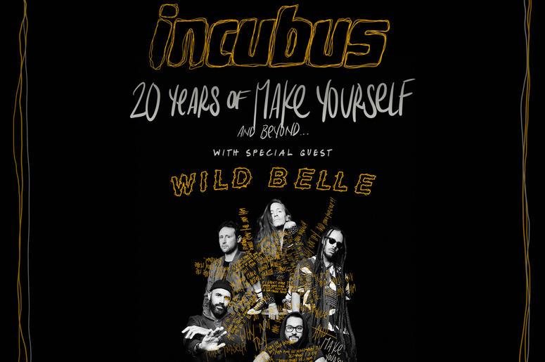 INCUBUS Tour 2019