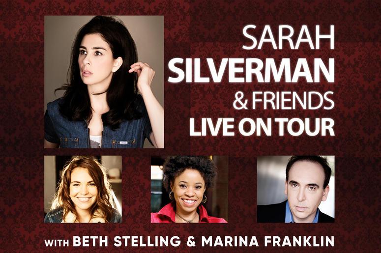 Sarah Silverman Tour 2019