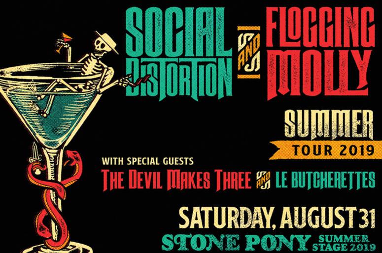 Social Distortion Tour 2019