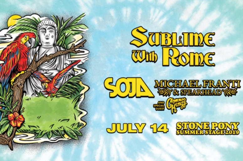 Sublime with Rome Tour 2019