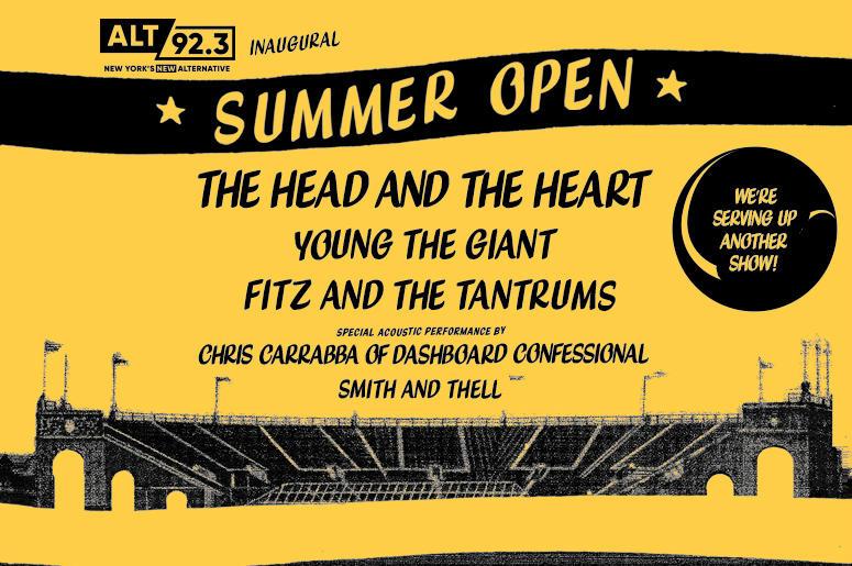 Summer Open Second Set