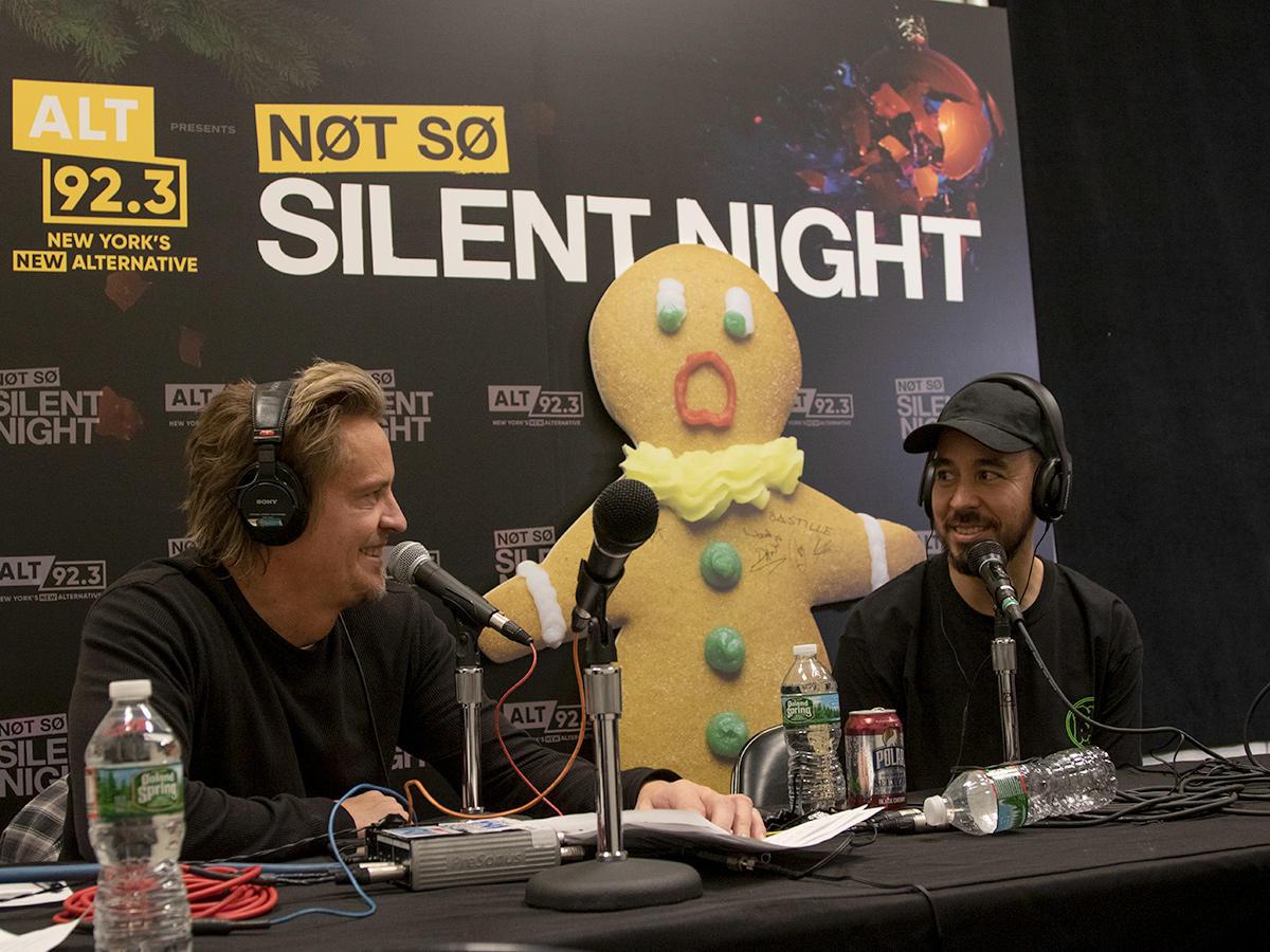 ALT 92 3's 'Not So Silent Night' Recap | 92 3 ALT Radio New York
