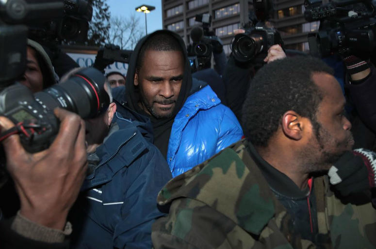 R. Kelly denies allegations in first interview since his arrest
