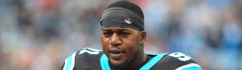 Panthers' Cox cited for speeding, marijuana after camp ends