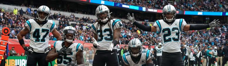 GALLERY: Panthers-Buccaneers London Game