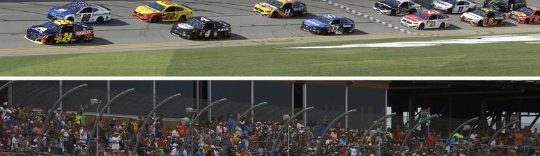 NASCAR strikes $2B deal with ISC, will gain a dozen tracks
