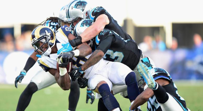 Carolina Panthers | News 1110am 99 3fm WBT - Charlotte