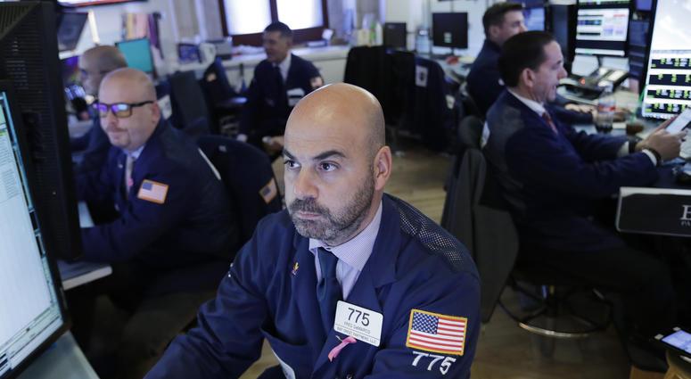 US stocks take sharp losses as tech, internet companies drop