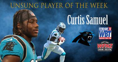 Carolina-Tampa Bay Unsung Player Of The Week