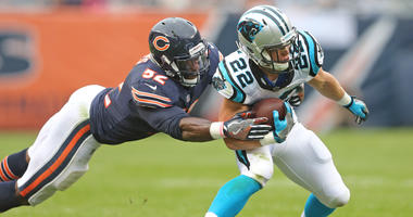Panthers Kick Off Preseason at Bears
