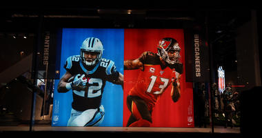 It's Time for Panthers-Bucs, London Edition