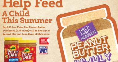 Peanut Butter N' July