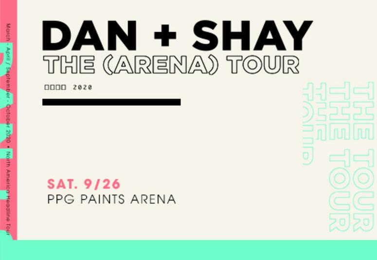 Dan + Shay The (Arena) Tour