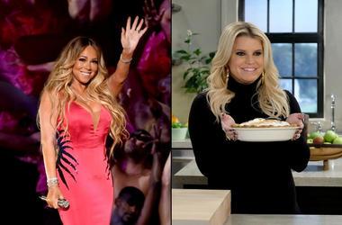 Mariah Carey x Jessica Simpson