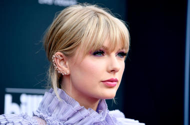 Taylor Swift attends the 2019 Billboard Music Awards at MGM Grand Garden Arena on May 01, 2019 in Las Vegas, Nevada. (Photo by Frazer Harrison