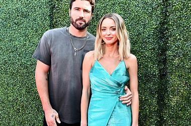 Brody Jenner and Wife