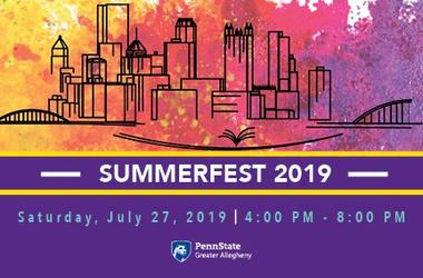 PSU GA SummerFest