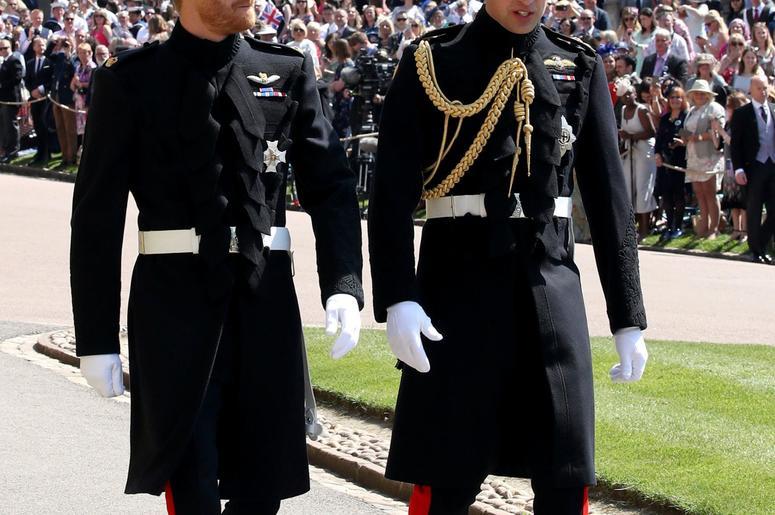 Prince Harry, Meghan Markle Royal Wedding
