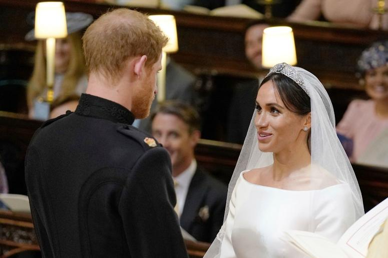 Prince Harry, Meghan Markle Royal Wedding