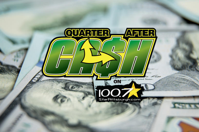 Play Quarter After Cash on 100.7 Star