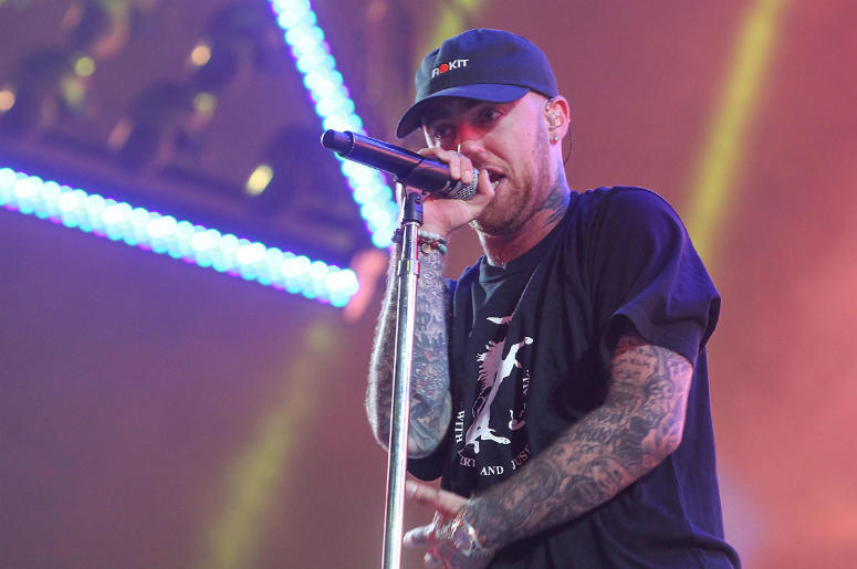 Pittsburgh's Mac Miller Receives First Grammy Nominanation