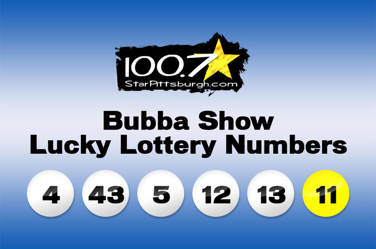 Bubba Show Lucky Lottery Numbers
