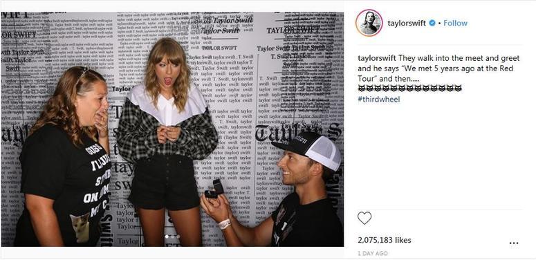 Instagram - Taylor Swift