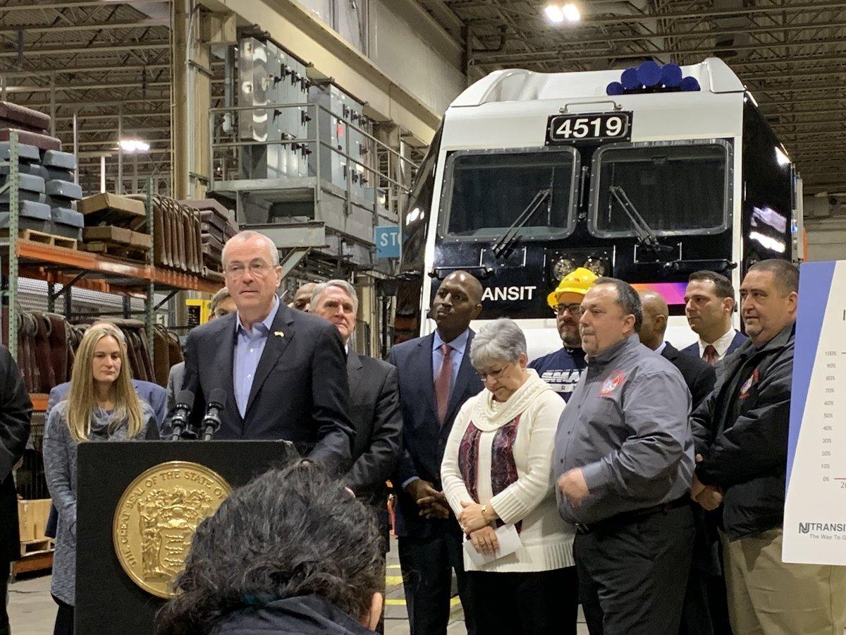 Murphy Announces Overhaul Of New Jersey Transit | WCBS