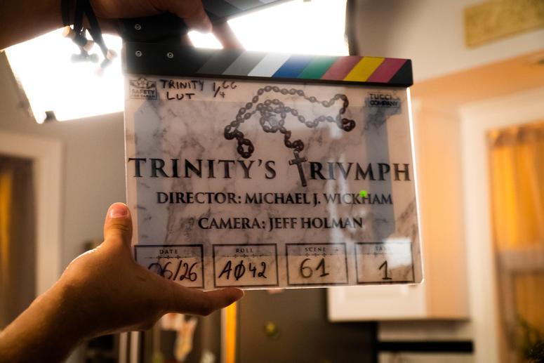 Trinity's Triumph
