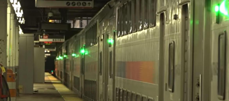 NJ TRANSIT Train, Bus Collide In Garfield, N J  | WCBS