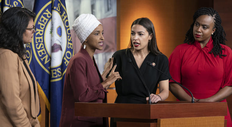 Dems 'The Squad'