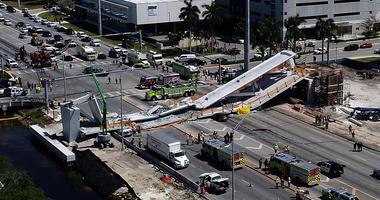 FIU-Sweetwater Bridge Collapse, Miami