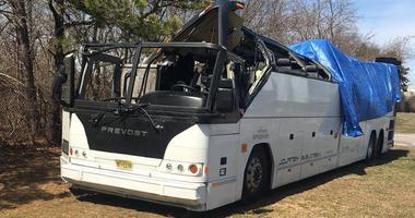 Long Island Bus Crash
