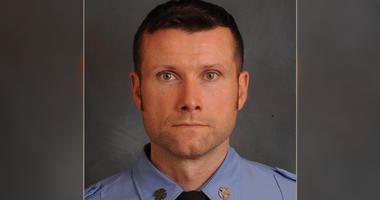 Firefighter Michael Davidson