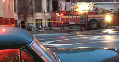 Firefighter Michael Davidson Dies Battling Harlem Fire