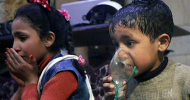 Alleged Chemical Attack In Syria