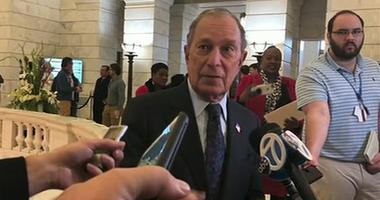 Bloomberg Registers For 2020 Ballot In Arkansas