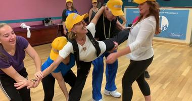Pacemakers dance group