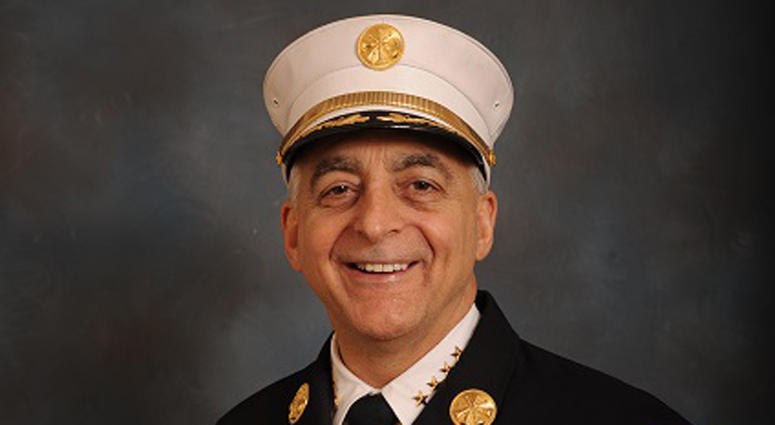 Chief of Fire Prevention Ronald R. Spadafora