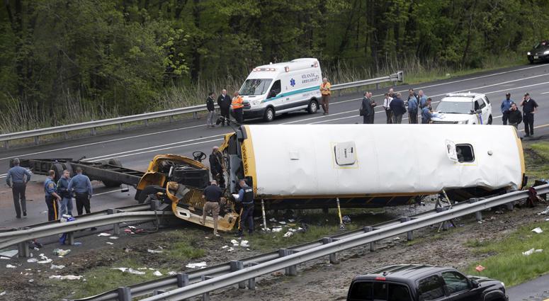 Deadly New Jersey School Bus Crash | WCBS Newsradio 880