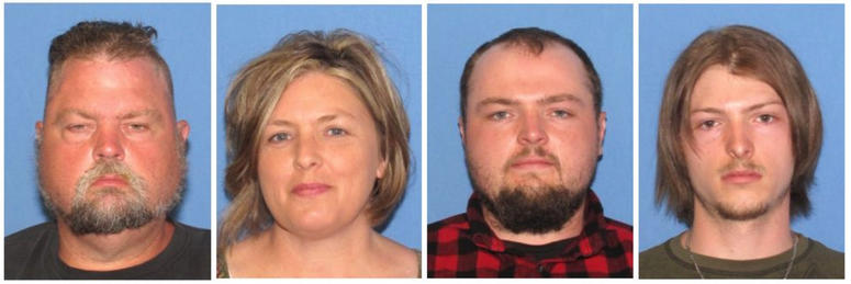Ohio massacre suspects