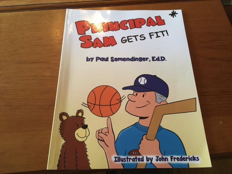 Principal Sam Books